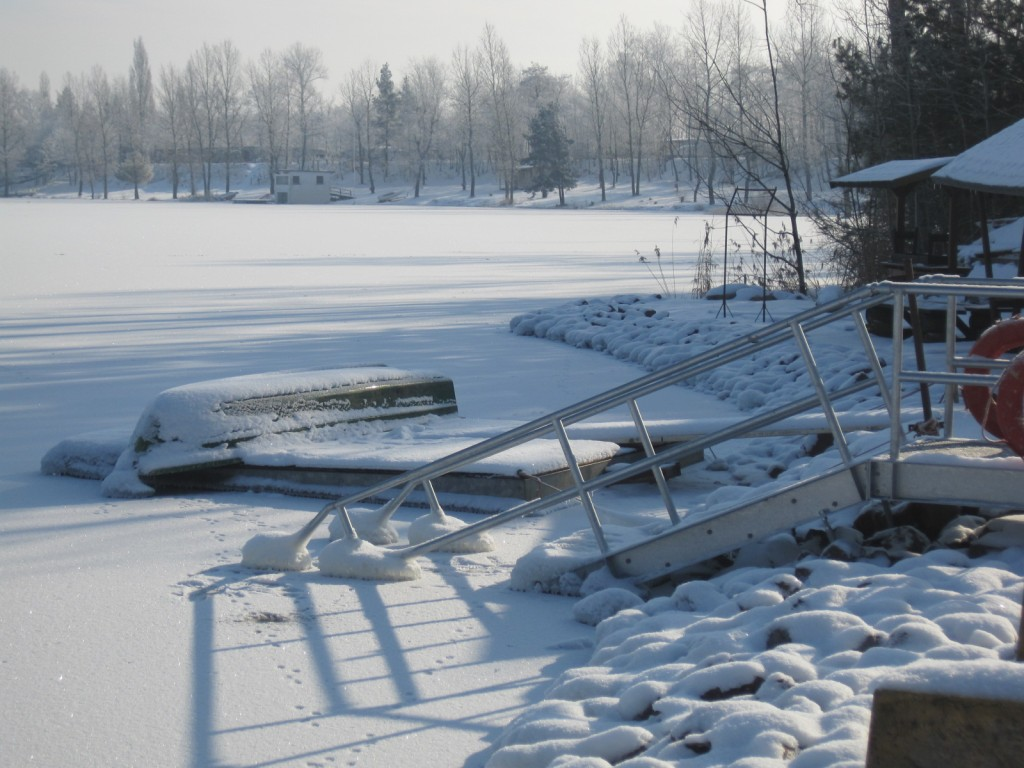 Winterimpressionen Sandersdorf