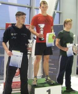 Georg Fischer gewinnt den Sprintpokal 2013